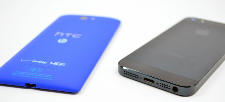 HTC 8X vs iPhone 5 Review - 04