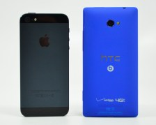 HTC 8X vs iPhone 5 Review - 13