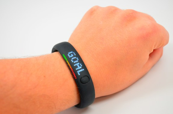 Nike Fuelband Android app not coming.