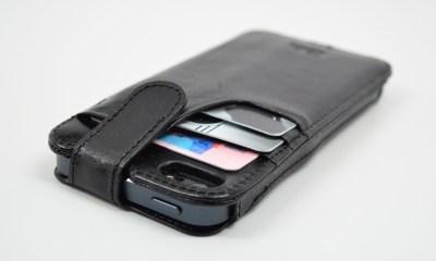 Sena WalletSlim iPhone 5 Case Review - 05