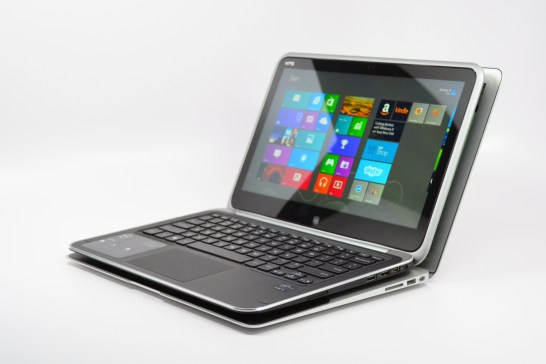 XPS 12 Ultrabook Convertible vs. MacBook Air - 05