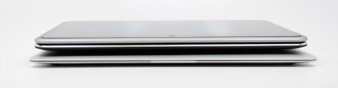 XPS 12 Ultrabook Convertible vs. MacBook Air - 11
