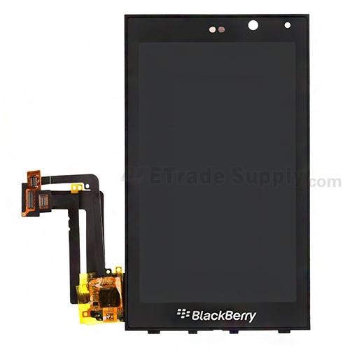 BlackBerry Z10 leaked display