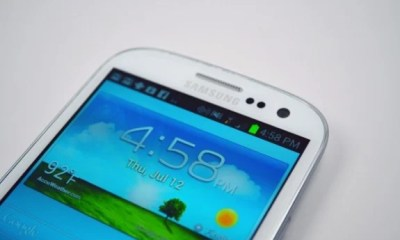 Galaxy S4 Display Rumored 1080P