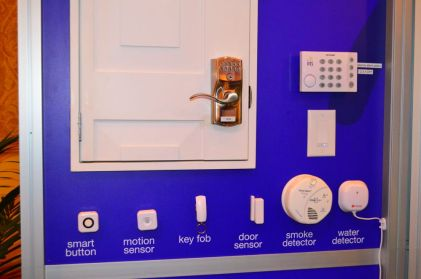Lowes Iris Home Automation - 1