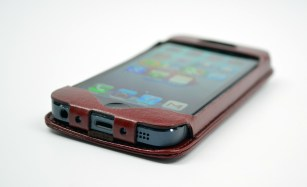 MAPI leather iPhone 5 wallet case review - 2