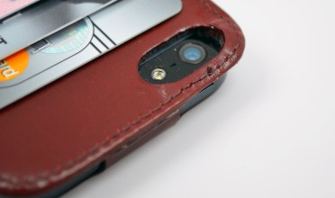 MAPI leather iPhone 5 wallet case review - 6