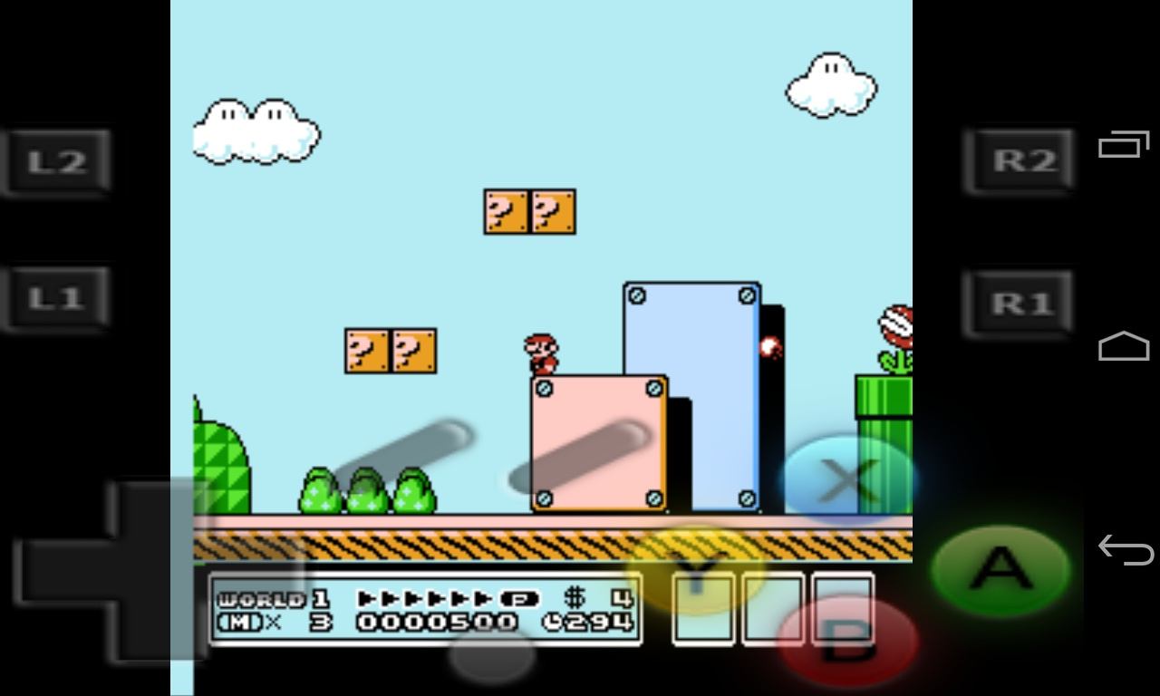Free Android Emulator Delivers NES, SNES, Genesis, PS1 and More