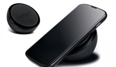 Nexus 4 wireless charging orb