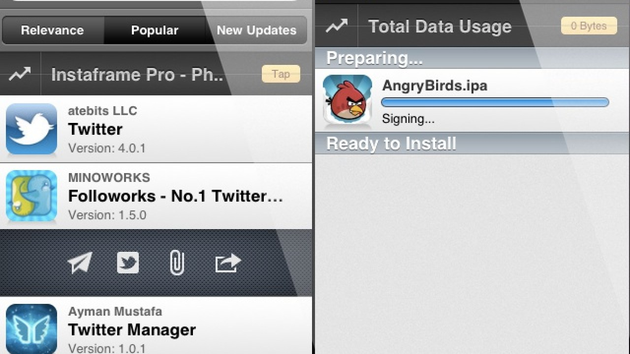Service Lets Users Install Pirated iPhone Apps without iOS 6 Jailbreak