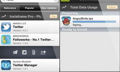 Pirated apps no iOS 6 jailbreak