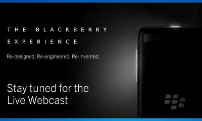 Watch BlackBerry 10