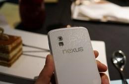 White Nexus 4 HERO