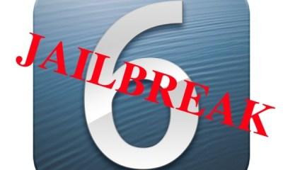 iOS 6 jailbreak logo