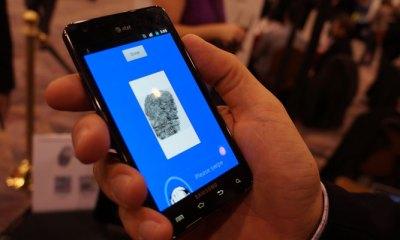 validity fingerprint reader