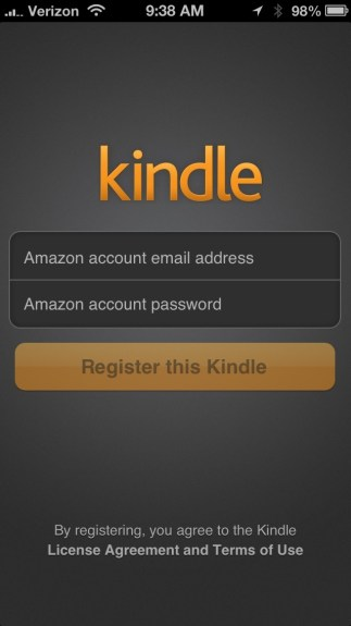 Kindle update wipes libraries on iPhone, iPad and iPod touch.