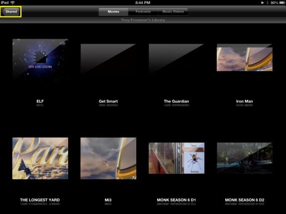 Back to iPad Video (iPad)