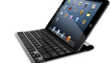 Belkin FastFit Bluetooth Keyboard Case for iPad mini