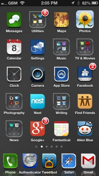Best Cydia Themes - iOS 6 Winterboard Themes - ARCdHD