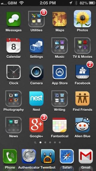 Best Cydia Themes - iOS 6 Winterboard Themes - ARCdHD