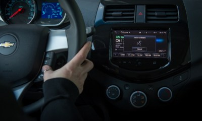 Chevrolet MyLink Siri Integration
