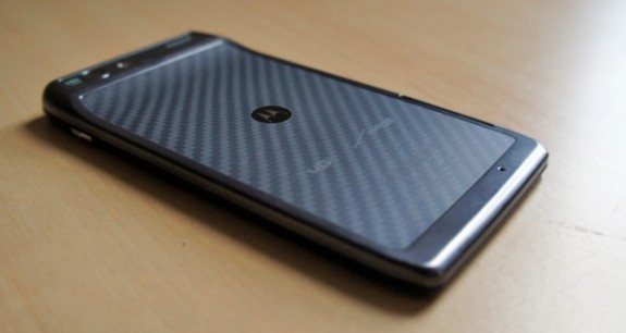 The Droid RAZR & RAZR MAXX Jelly Bean update should roll out soon.