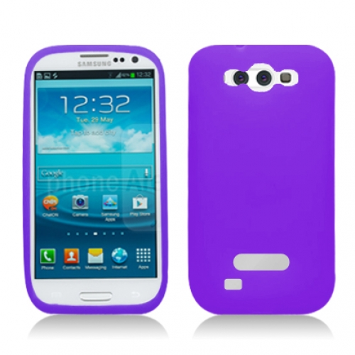 Galaxy S4 Case Purple