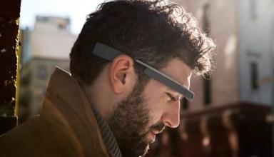 Google Glass press image
