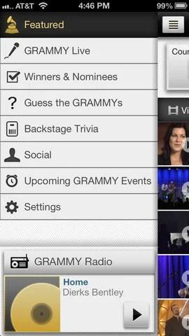 Grammy Live