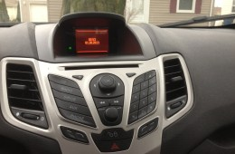 Ford Sync System