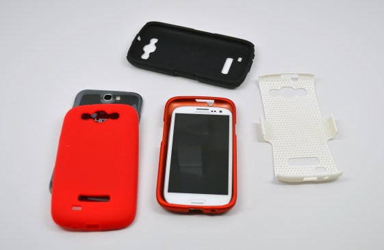Samsung Galaxy S4 Cases Hands On - 7