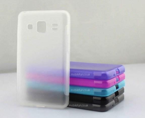 Samsung Galaxy S4 Cases Leak