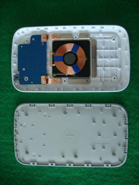 Samsung Galaxy S4 wireless charger qi - 3