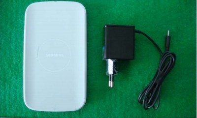Samsung Galaxy S4 wireless charger qi - 9