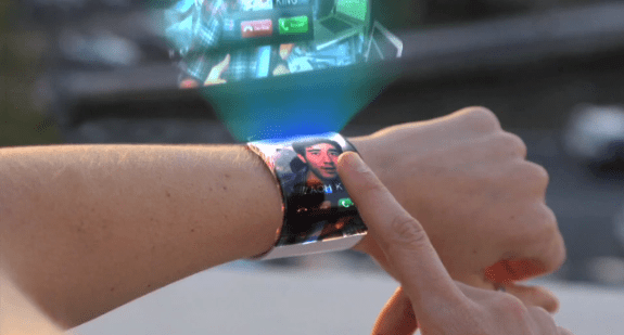 A new iWatch concept has sprouted up today.