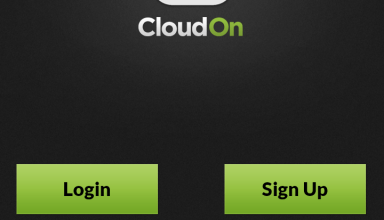cloudon for android smartphones