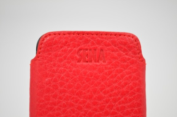 Sena Ultraslim Leather iPhone 5 Case review - 8