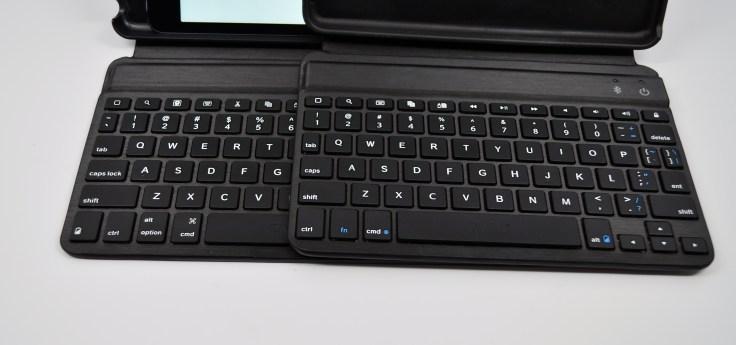 ZAGGKeys mini 9 review - iPad mini keyboad case - 08