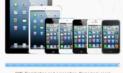 evasi0n iOS 6.1 Jailbreak Release Noon