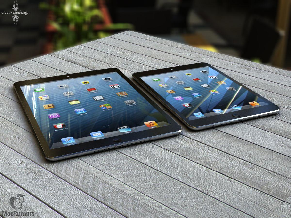 Ipad Mini Vs Ipad iPad 5 vs. iPad 4 v.s ...