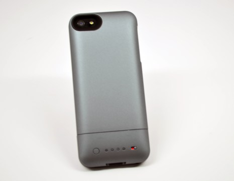 iPhone 5 Mophie Juice Pack Helium Review - 05