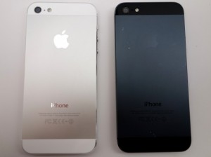 The iPhone 5 was released in September of last year.