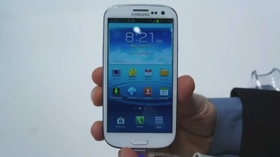 The Galaxy S3 in the U.S. remains without the Premium Suite.