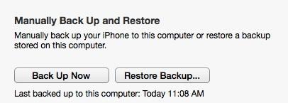 unjailbreak iOS 6.1 Step 1