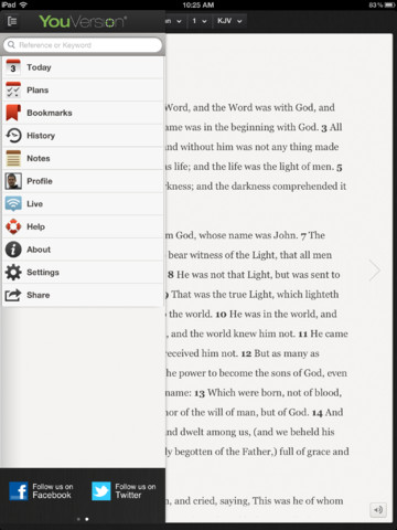 youversion ipad app
