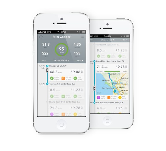 The Automatic App helps users drive smarter and save cash.
