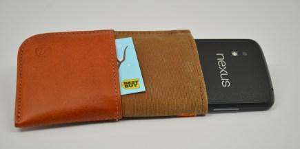 DODOcase Nexus 4 wallet - 2