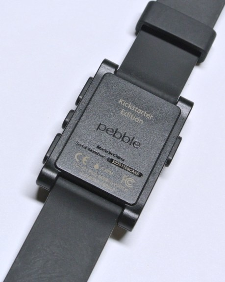 pebble back