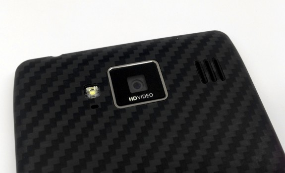 Motorola's Droid RAZR MAXX HD features powerful speakers.