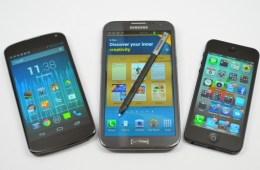 The Samsung Galaxy Note 3 could feature a Exynos 5 processor.